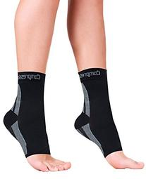 Foot Sleeves  Best Plantar Fasciitis Compression for Men &
