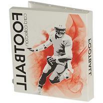 Football Trading Card Binder - Modern