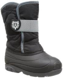 Kamik Footwear Snowbug3 Insulated Boot ,Black,9 M US Toddler