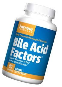 Jarrow Formulas Bile Acid Factors, Supports Absorption of