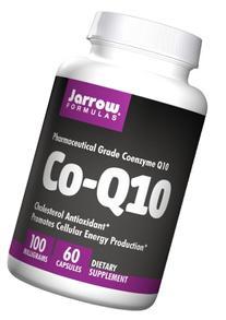Jarrow Formulas Co-Q10,  Promotes Cellular  Energy