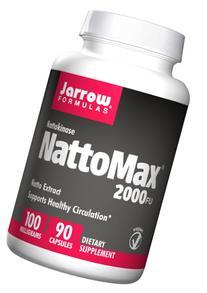 Jarrow Formulas NattoMax, Supports Healthy Circulation,100