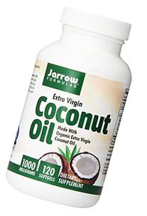 Jarrow Formulas - Coconut Oil 100% Organic, Extra Virgin,