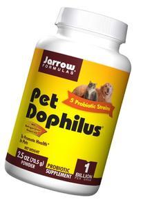 Jarrow Formulas Pet Dophilus Powder, Probiotic for Pets