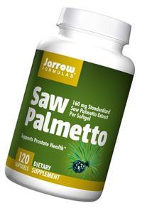 Jarrow Formulas Saw Palmetto, Supports Prostate Health, 120