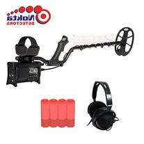 Nokta FORS Core Pro Pack Professional Metal Detector with 5.