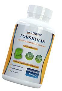 Dr. Tobias Forskolin - Coleus Forskohlii - Standardized to