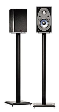 Sanus Natural Foundations 36 Inch Speaker Stands, Pair  -