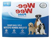 Four Paws Wee-Wee Pet Training and Puppy Pads,  150 Count,