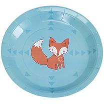 Ginger Ray Woodland Friends Fox Pattern Paper Party Plates/