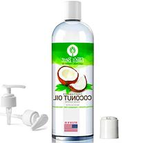 Fractionated Coconut Oil - Pure USA Expeller Cold Pressed &