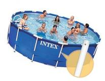 "Intex Frame Set Pool Upright Leg for 42"" High 13', 14' and"