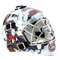 Franklin Sports NHL Team Licensed Mini Hockey Goalie Mask