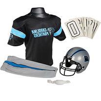 Franklin Carolina Panthers Youth Uniform Set Medium
