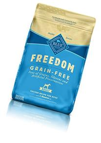Blue Buffalo Freedom Grain-Free Recipe for Dog, Adult