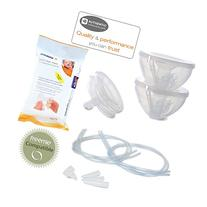 Freemie Collection Cups Deluxe Set  WITH Medela Quick Clean