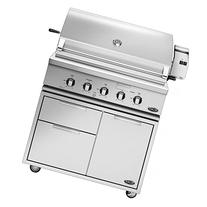 Dcs Professional 36-inch Freestanding Propane Gas Grill With
