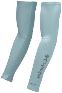 Columbia Freezer Zero Arm Sleeves Stone Blue, S/M