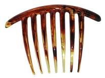 French Twist Comb - Set of 3  Combs in Tortoise Shell
