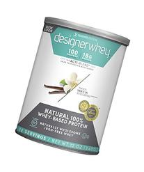 Designer Whey 12 oz  French Vanilla