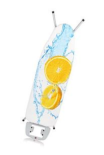 FRESH - ORANGE, Ironing Board Cover and pad, 100% COTTON,
