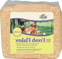 Manna Pro Fresh Flakes Poultry Bedding, 12-Pounds