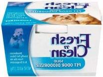 Fresh N Clean Pet Solid Deodorizer 6Oz Tub