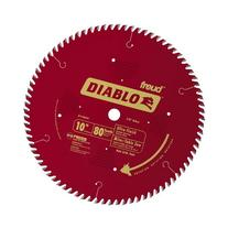 "Freud D1080X Diablo 10"" x 80-Tooth Ultra Fine Finishing"