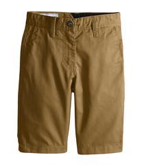 Volcom Kids - Frickin Chino Shorts   Boy's Shorts