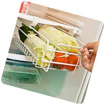 Mkono Under Shelf Basket for Compact Mini Refrigerators