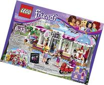 LEGO Friends Heartlake Cupcake Cafe Building Klt