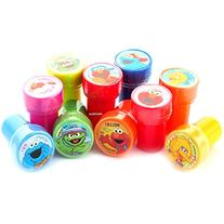 Elmo and Friends Stampers Party Favors