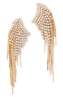 Women's Tasha Fringe Duster Earrings