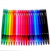 Pilot FriXion Ball Slim Retractable Erasable Gel Ink Pens,