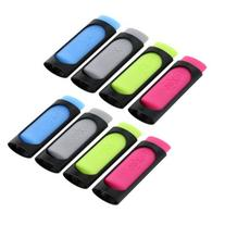 Pilot FriXion Erasers, Pink, Yellow Green, Light Blue, Grey