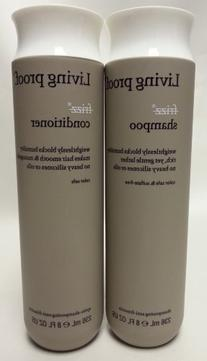 Living Proof No Frizz Shampoo and Conditioner Set, 2 Count