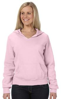 Comfort Colors Ladies Front-Slit Garment-Dyed Pullover