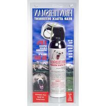 Sabre Frontierman Bear Attack Deterrent 9.2oz