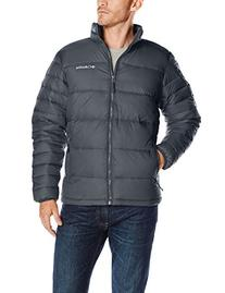 Columbia Men's Frost-Fighter Puffer Jacket, Cyber Green, XX-