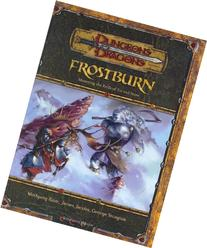 Frostburn: Mastering the Perils of Ice and Snow