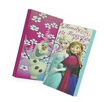 "Disney Frozen Canvas Wall Art 7"" x 14"" Toy"