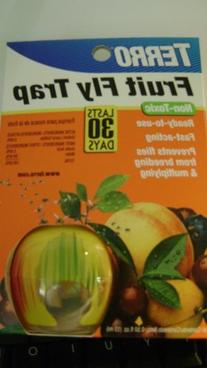 New Fruit Fly Trap NON Toxic Last 30 Days Sodium Lauryl