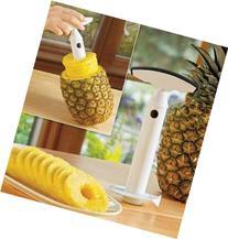 Fruit Pineapple Corer Slicer Peeler Cutter Parer Kitchen