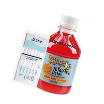 Stinger Fruit Punch Flavor Total Body Flush Detox