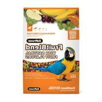 Zupreem FruitBlend Large Parrot Food 17.5 lb