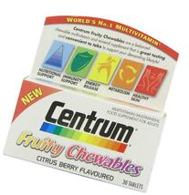 Centrum Fruity Chewables Tablets Pack Of 30