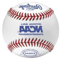 Rawlings FSR1NCAA FLAT SEAM NCAA Championship Baseball