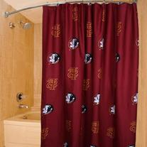 "Florida State Seminoles Printed Shower Curtain Cover - 70"" x"