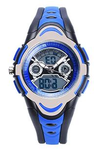 FSX-212G Sports Analog Digital Dual Time Water Resistant