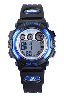 FSX-555G Kids Children Boys Sports Digital Water Resistant